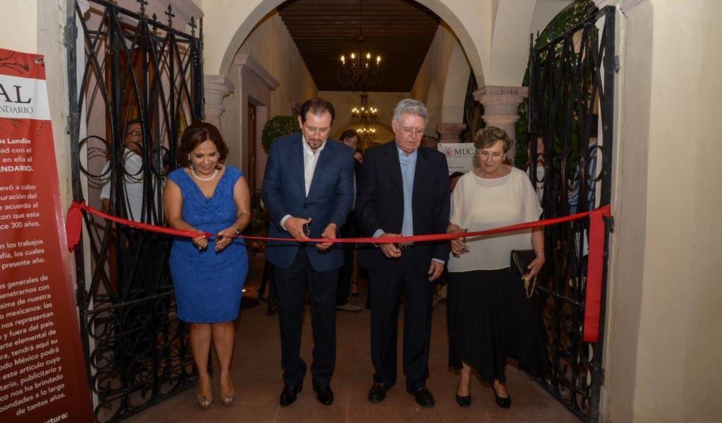 Inauguración MUCAL  Museo del Calendario